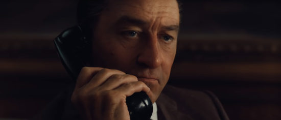 The Irishman's First Trailer See Robert De Niro, Joe Pesci And Al Pacino Back In Gangster Action