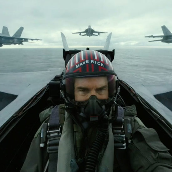Top Gun: Maverick's First Trailer Is Here And Tom Cruise Is Feeling The Need For Speed