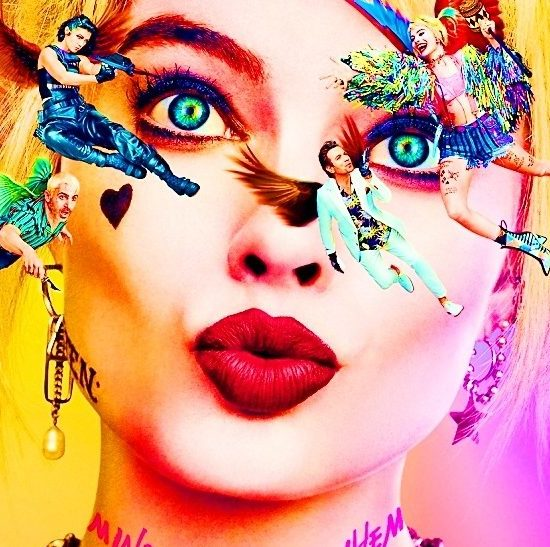 Check Out The Incredible Poster For Margot Robbie's Birds Of Prey Movie