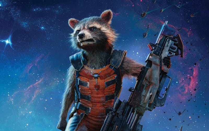 Bradley Cooper already voices Rocket Racoon in the MCU