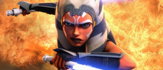Star Wars: The Rise Of Skywalker's J.J. Abrams Teases Ahsoka Tano Could Be In The Movie