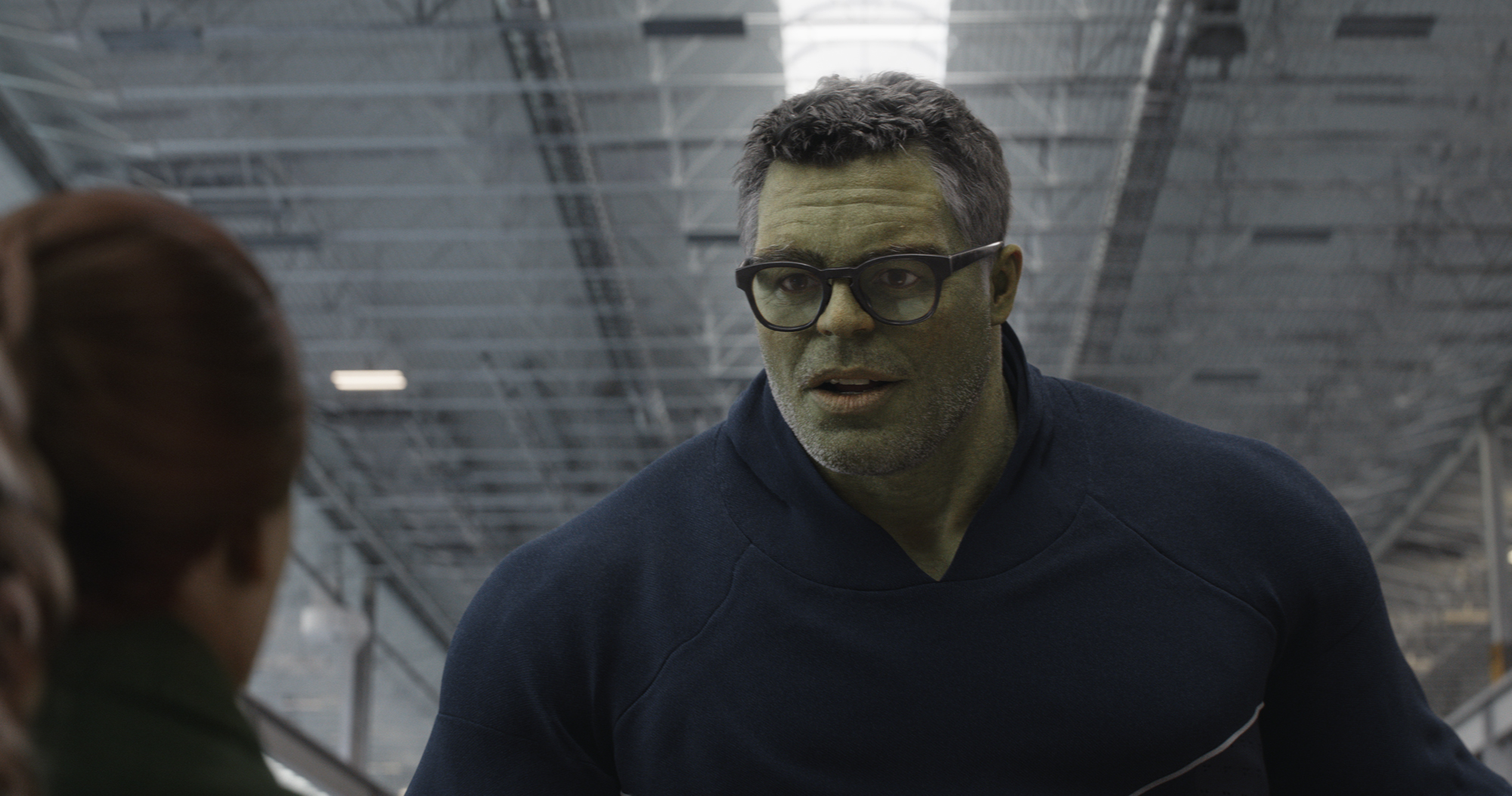 Mark Ruffalo as Professor Hulk in endgame