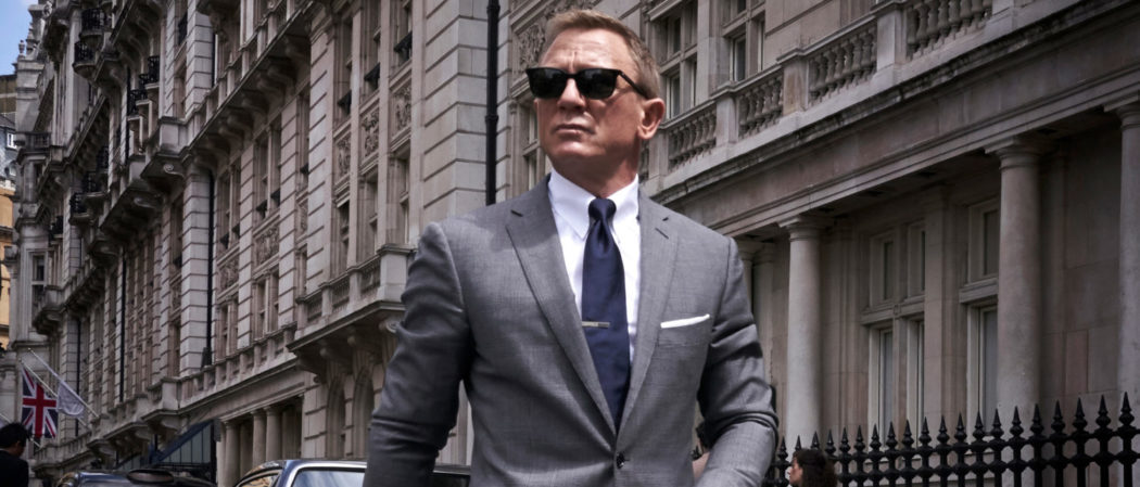 Daniel Craig Bond 25 No Time To Die runtime