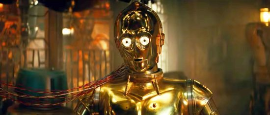 Star Wars: The Rise Of Skywalker C3PO Star Antony Daniels Reveals His Disappointment With The New Movies