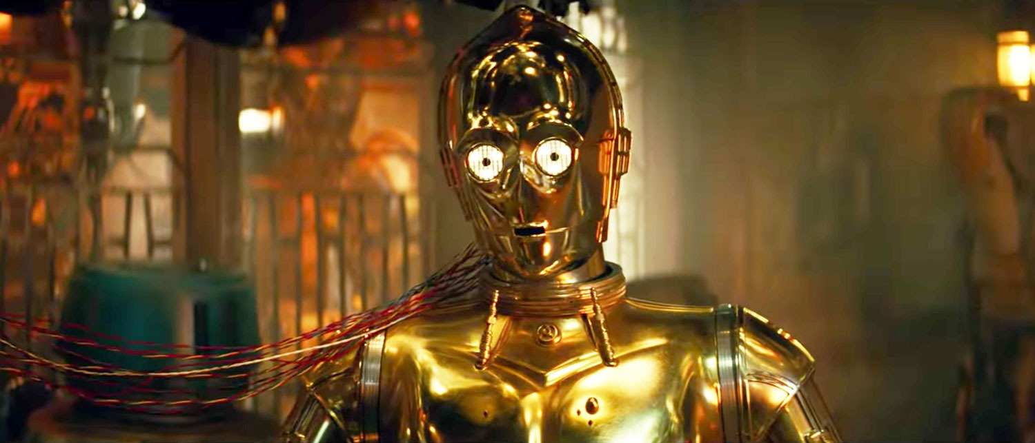 Could C3PO be holding secrets which will help Rey defeat Palpatine?