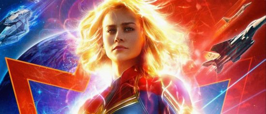 Brie Larson's Captain Marvel Will Be In Thor: Love And Thunder