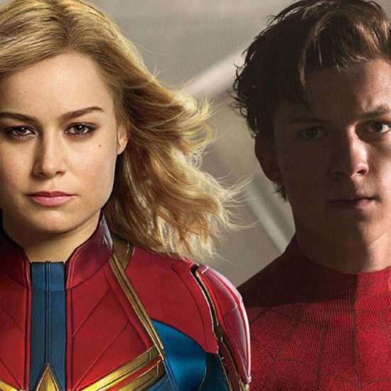 Tom Holland's Spider-Man To Crush On Captain Marvel In The MCU?