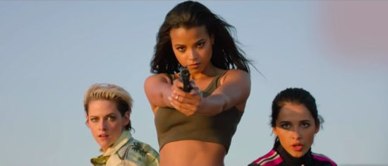 Charlie's Angels' New Trailer Is Here And Features Miley Cyrus