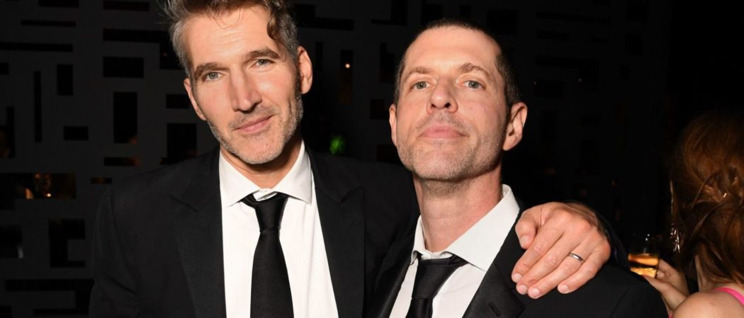 Benioff & D.B. Weiss Game of Thrones Star Wars