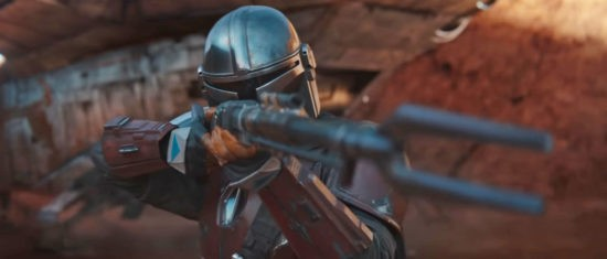 The Mandalorian's New TV Spot Confirms Star Wars Fan Theory
