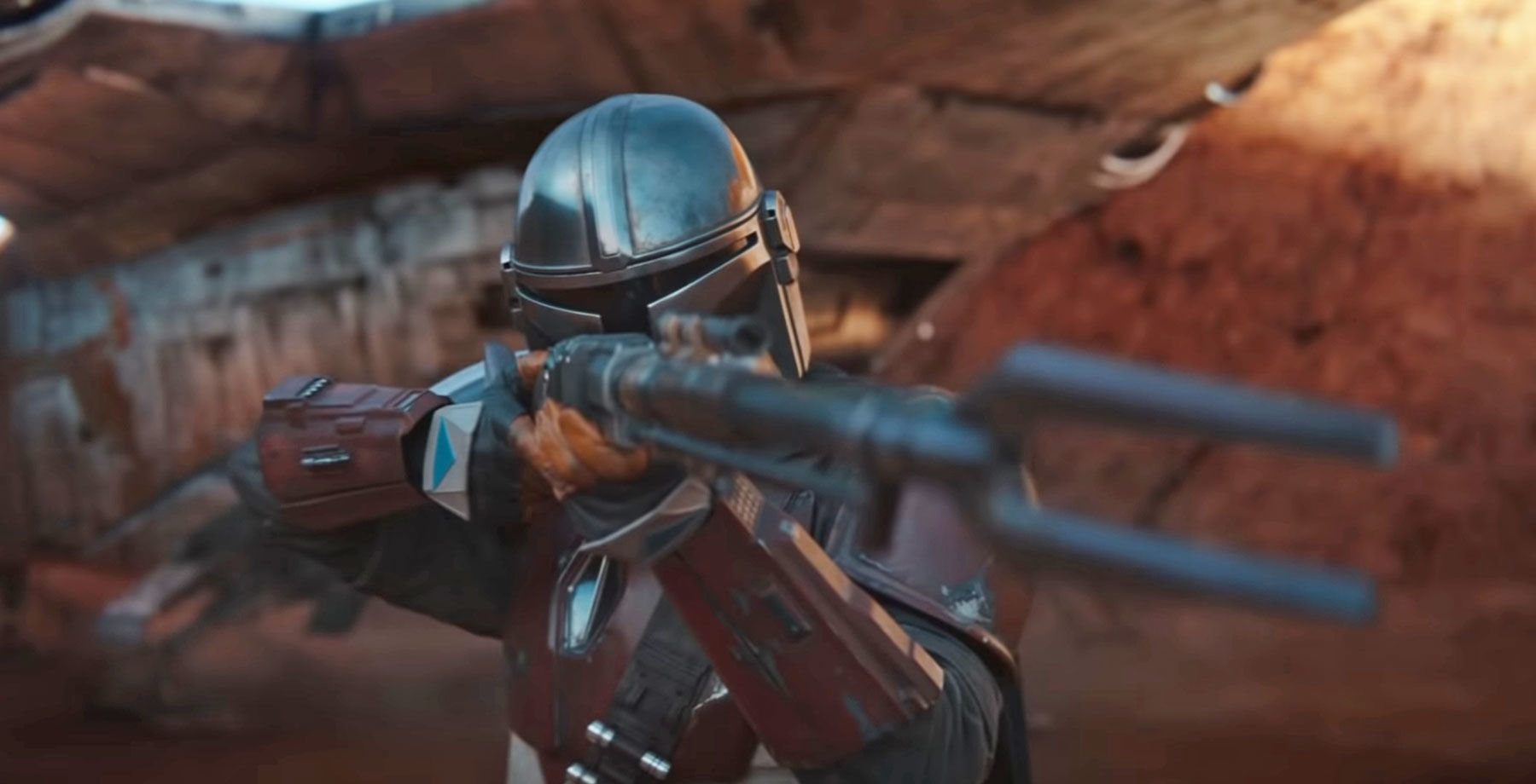 How can I watch The Mandalorian in the UK?