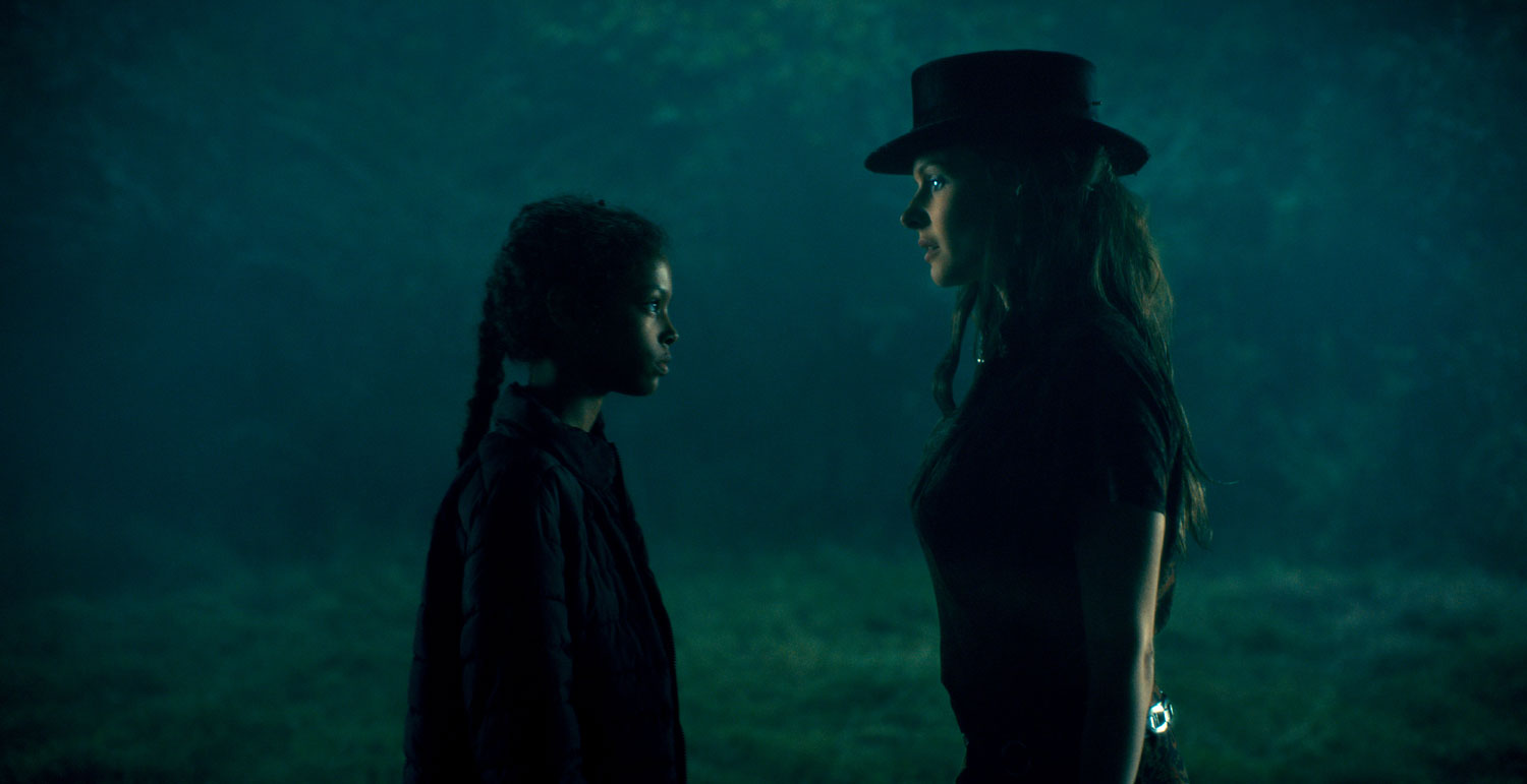 Rebecca Ferguson is great, but can't do much with a poor script in Doctor Sleep