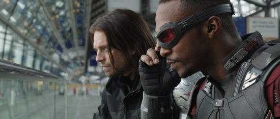 Falcon And The Winter Soldier Could Feature In Black Panther 2