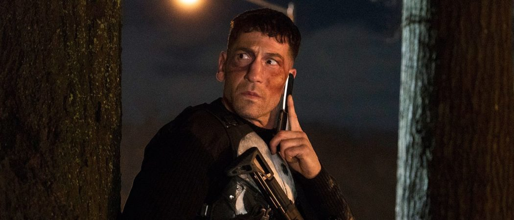Jon Bernthal as Marvel's The Punisher MCU