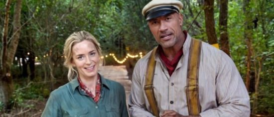 Dwayne Johnson Stars In First Jungle Cruise Trailer