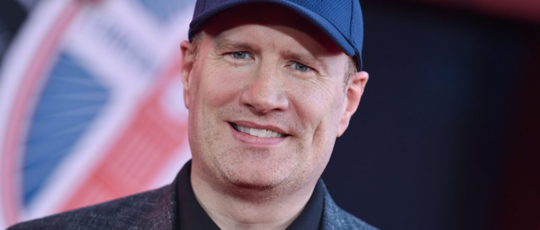 Kevin Feige got a promotion at Marvel