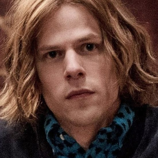 Jesse Eisenberg Wants To Play Lex Luthor Again In The DCEU
