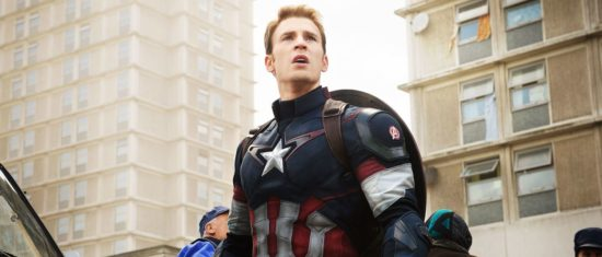 Kevin Feige Says Chris Evan Isn't Returning As Captain America In The MCU