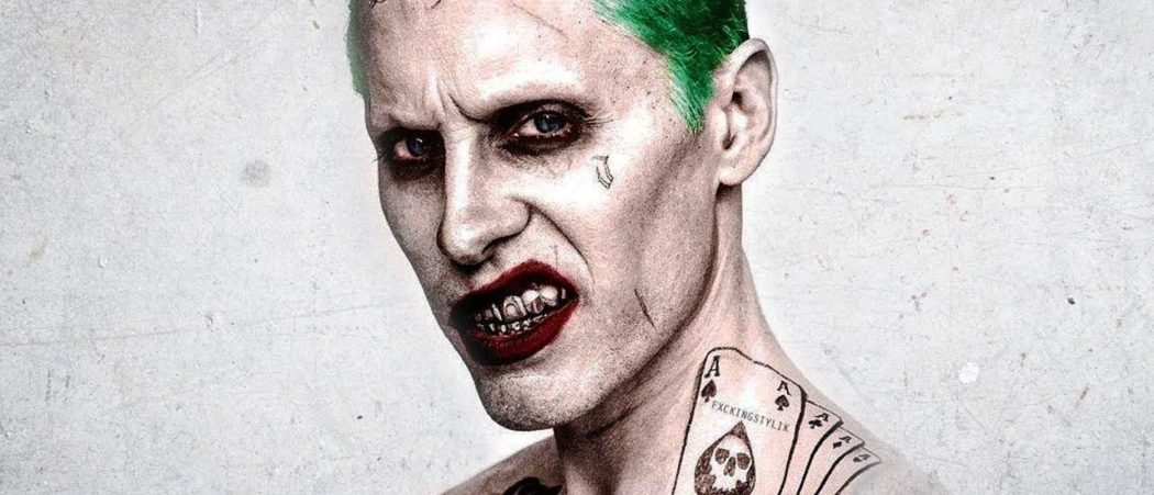 Jared Leto new joker look Justice league