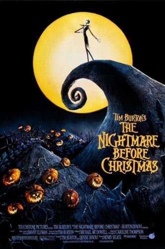 Would you like to see a sequel to The Nightmare Before Christmas?