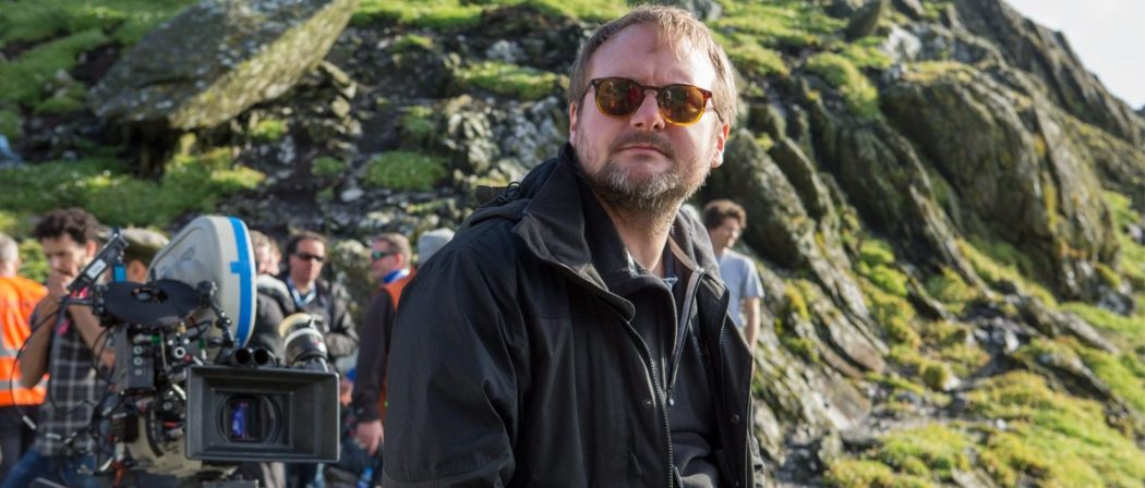 Rian Johnson Star Wars Trilogy