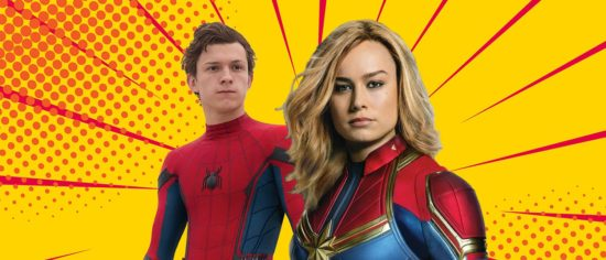 Could Spider-Man Have A Crush On Carol Danvers In Captain Marvel 2?