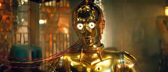 Anthony Daniels Says He'll Never Retire His Star Wars C-3PO Role
