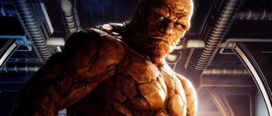 Tim Miller's Deadpool 2 Was Going To Feature Fantastic Four's The Thing