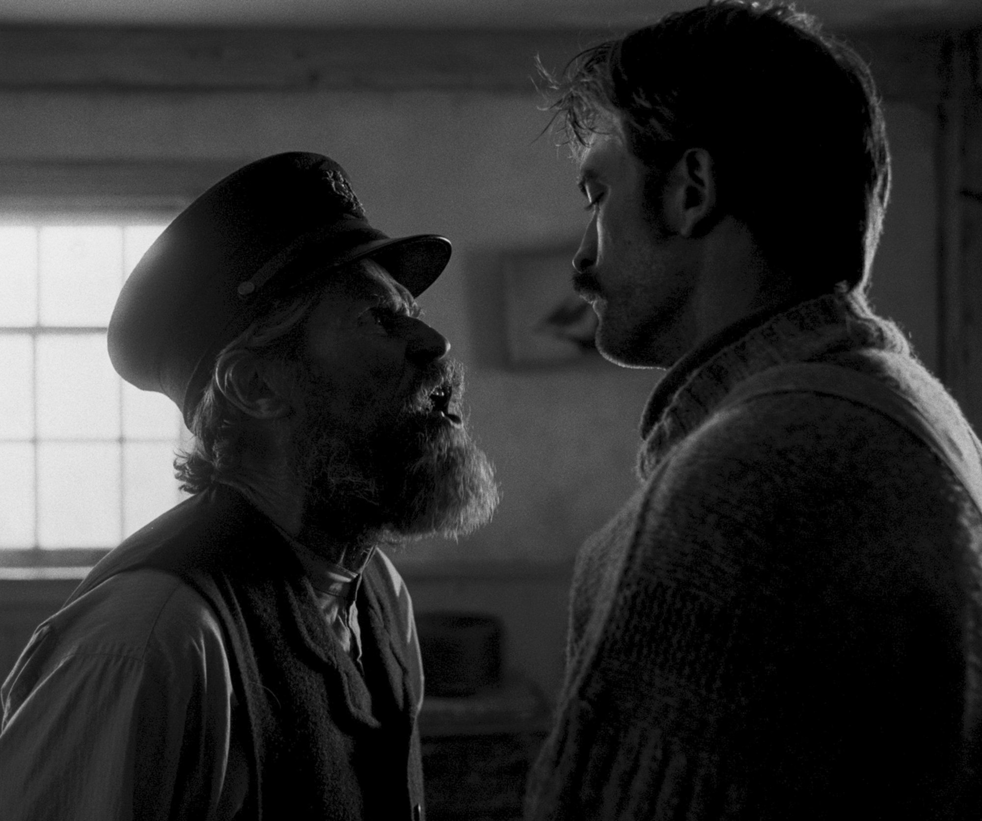 The Lighthouse review robert pattinson