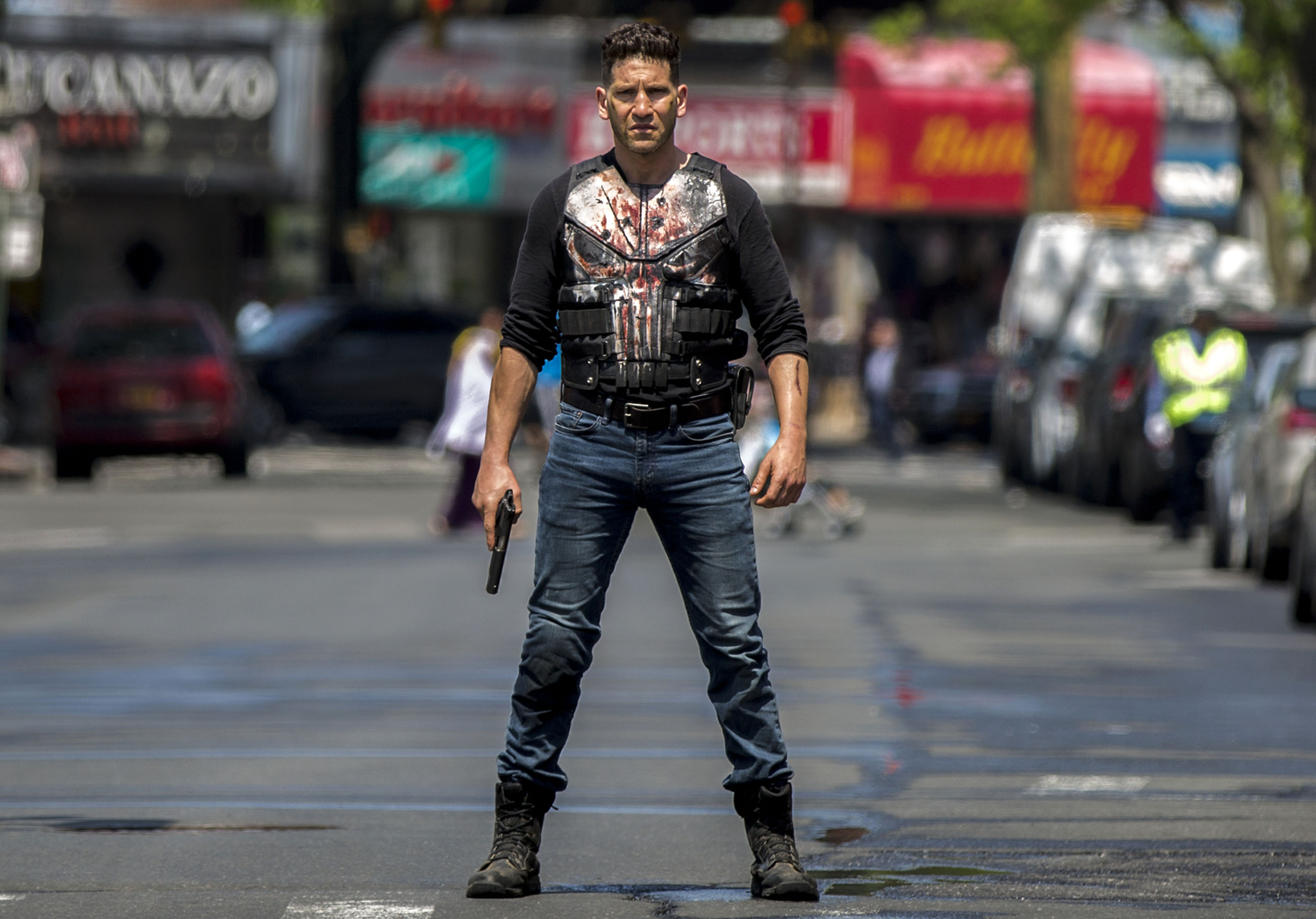 Jon Bernthal as Marvel's The Punisher