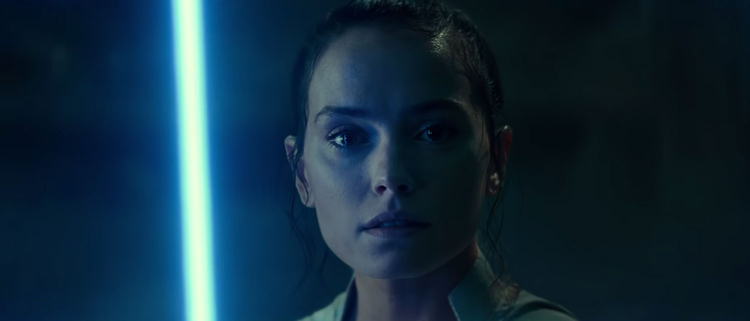 Rey might not be the chosen one in Star Wars: The Rise Of Skywalker