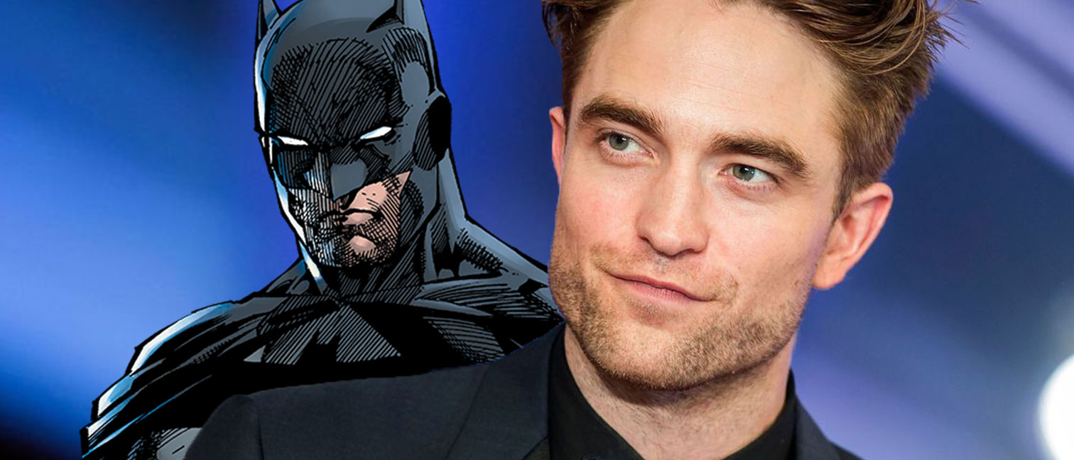 Batman DC Comics DCEU Robert Pattinson