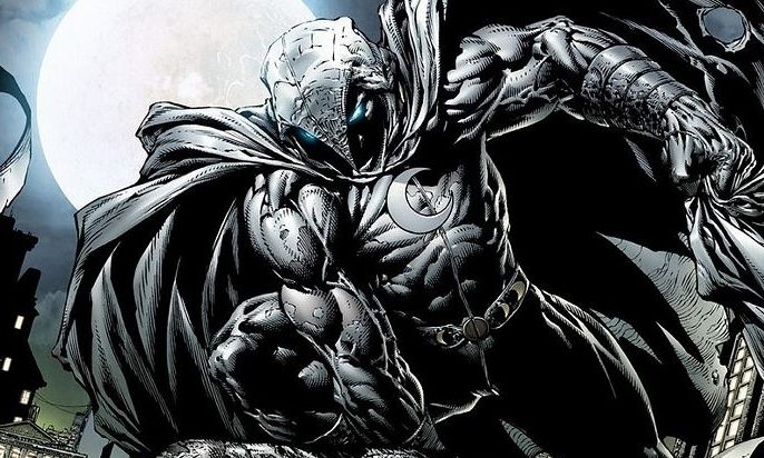 Moon Knight Marvel MCU Blade Reboot
