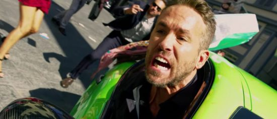6 Underground's New Trailer Features Ryan Reynolds In A Fun Car Chase Scene