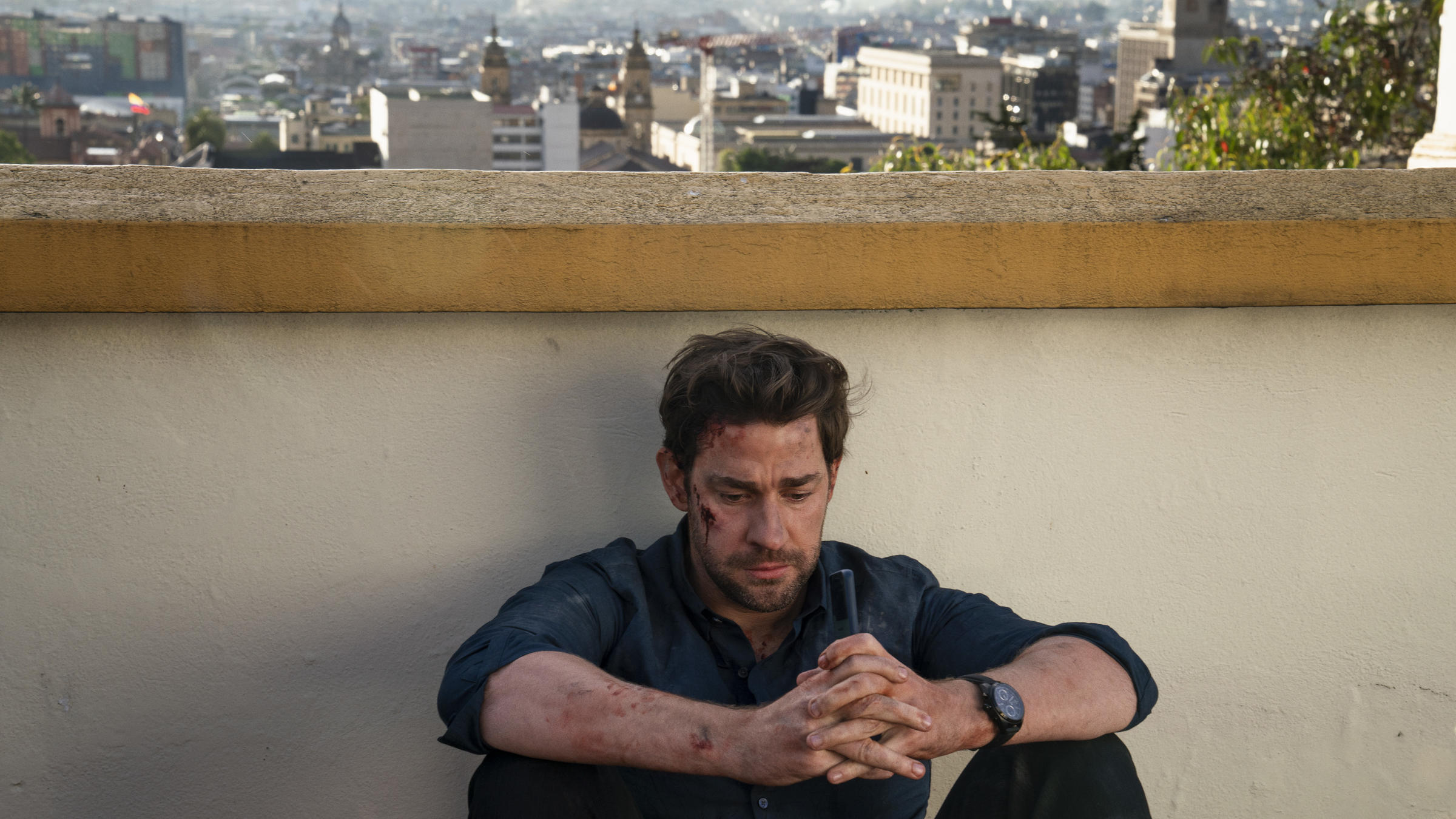 John Krasinski is back as Jack Ryan in season 3