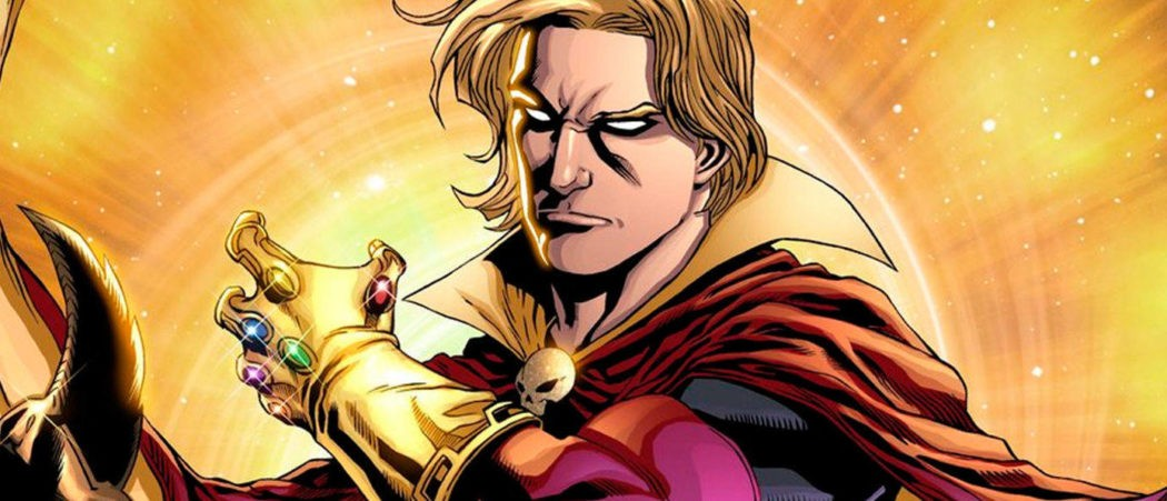 Adam Warlock Guardians of the galaxy vol 3