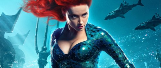 EXCLUSIVE: Amber Heard Not Fired From Aquaman 2 – But Many Of Her Scenes Are Being Cut