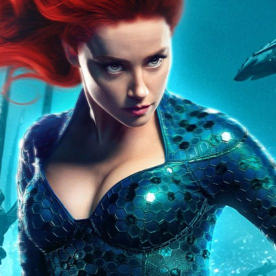 Johnny Depp Was Reportedly Behind The Petition To Have Amber Heard Fired From Aquaman 2