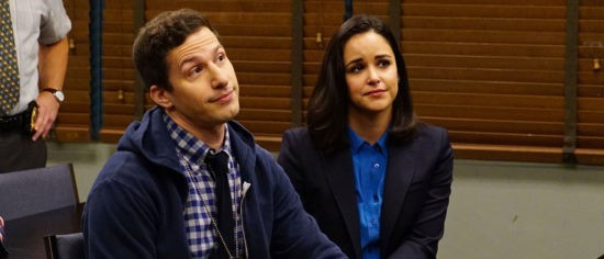 Brooklyn Nine-Nine Season 7 Spoilers: Jake And Amy To Have A Child Together?