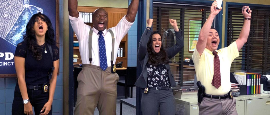 Brooklyn Nine-Nine's Terry Crew might play Luke Cage in the MCU