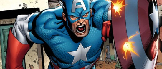 The Future Captain America Will Be A Woman In The Comics Confirms Marvel