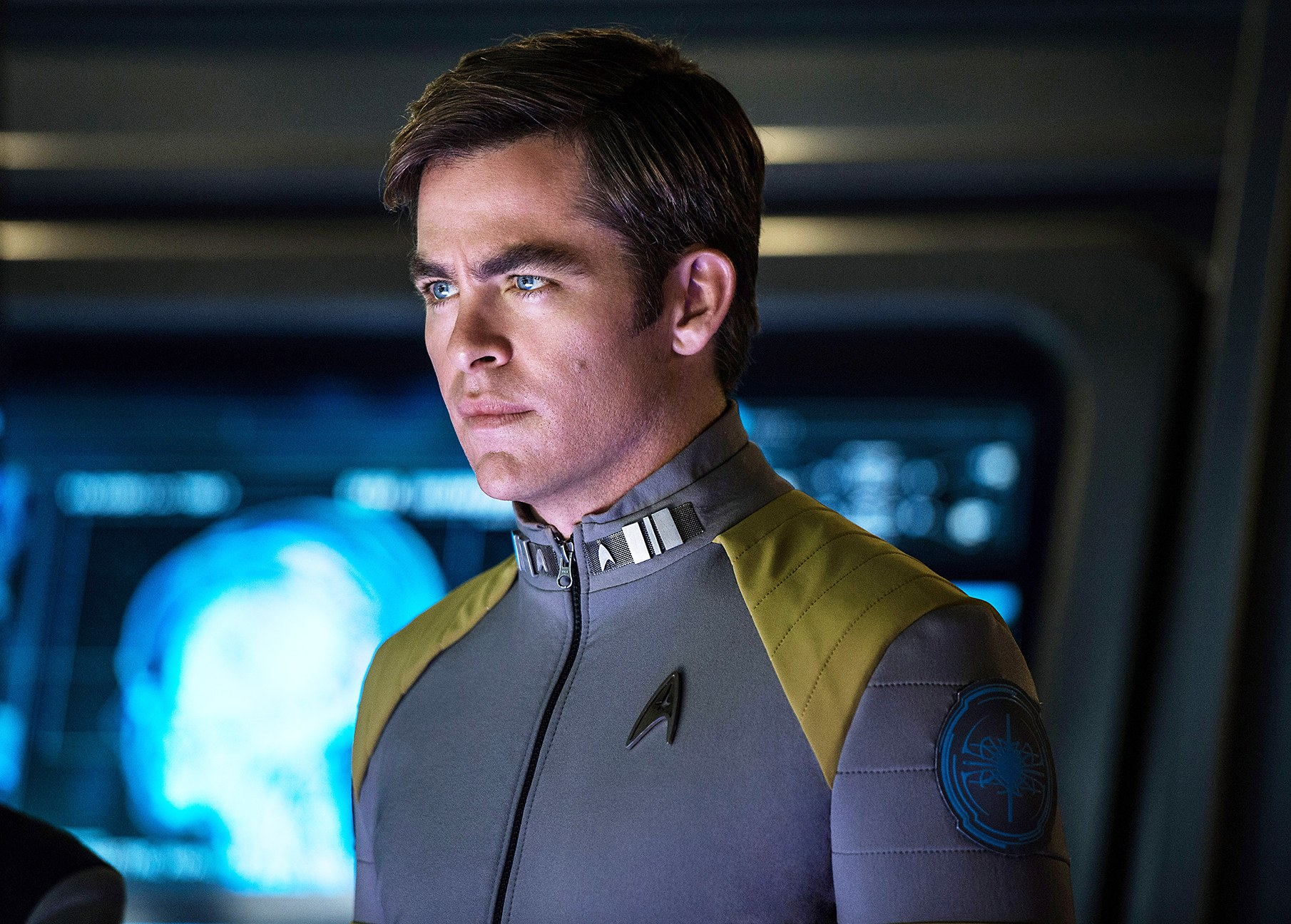 Chris Pine will return as Captain Kirk in Star Trek 4