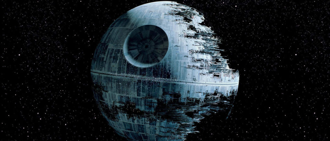 Star Wars the rise of skywalker death star