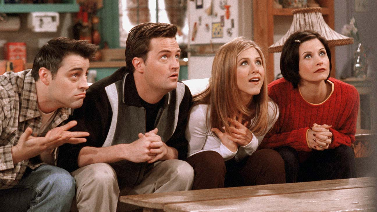 Friends reunion is in the works
