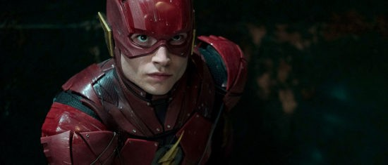 Ezra Miller Confirms The Flash Movie Is Still Happening