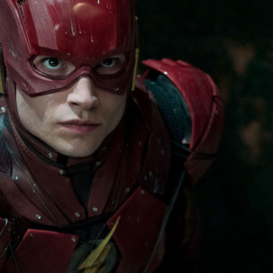 The Flash Will Visit The Arrowverse In The Flash Movie