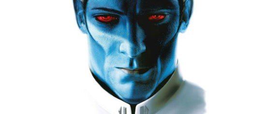 Is Matt Smith Going To Be Playing Grand Admiral Thrawn In Star Wars: The Rise Of Skywalker