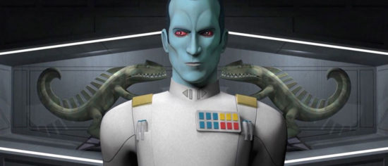 Here's How Benedict Cumberbatch Could Look As A Live-Action Thrawn In The Mandalorian