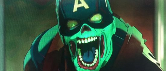 Marvel's What If..? Releases First Footage And It Shows Zombie Captain America