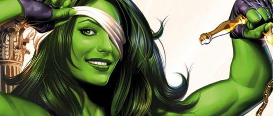 She-Hulk, Moon Knight And Ms Marvel Will Turn Up In The MCU
